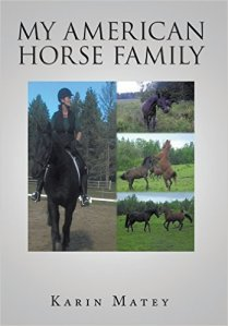 My American Horse Family front cover